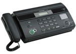 Факс Panasonic KX-FT982RUB (черный)